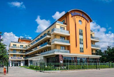 Szállás és Gasztronómia - Balneo Hotel