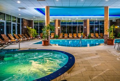 Wellness & SPA - Balneo Hotel