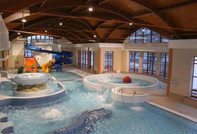 Kąpielisko Zsóry - Balneo Hotel