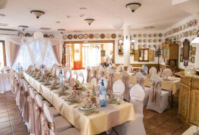 Esküvő - Balneo Hotel